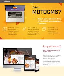 website design 58610 capricia restaurant cafe custom website