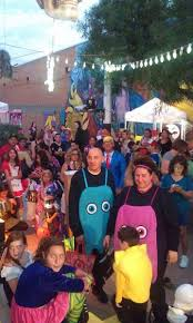 fewer tricks more treats at family friendly halloween events