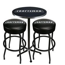 Craftsman Pub Table And 2 Stools Combo Shop Your Way Online