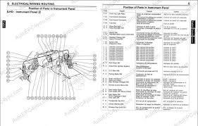 toyota blade wiring diagram toyota wiring diagrams