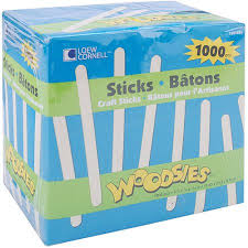 where to buy lollipop sticks woodsies craft sticks 4 5 1000 pack walmart