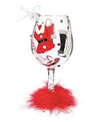 my wine glass ornament