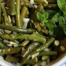 minty green bean salad recipe allrecipes com