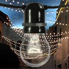 Patio Light Strands 100 Ft Patio Light String Plt Yxl C2a L48