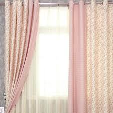 fabulous pink cotton curtains ideas with plain pink cotton