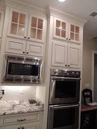 Microwave Kitchen Cabinets Best 25 Farmhouse Microwave Ovens Ideas On Pinterest Farmhouse