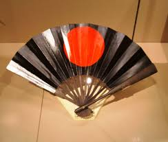 asian fan japanese war fan