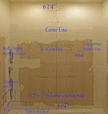 Master Bathroom Shower Tile Rock How To Install Large Format - Bathroom tile work 2