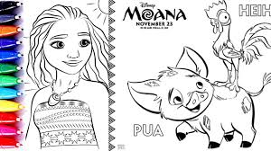 moana coloring pages u2013 wallpapercraft