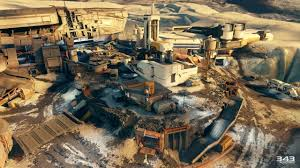 warzone maps halo 5 ghosts of meridian maps detailed ign