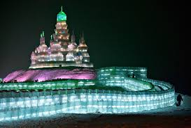 harbin snow and ice festival 2017 harbin ice and snow sculpture festival photos the big picture