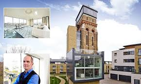 grand design home show london the curse of grand designs owners of nine storey water tower that