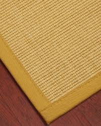 Round Sisal Rugs by Aconcagua Sisal Rug W Free Rug Pad Premade Sisal Rugs Natural
