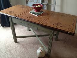 vintage kitchen table with enamel top 16 beautiful additions to