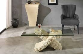 stone and glass coffee table stone and glass coffee table louis stone top coffee table
