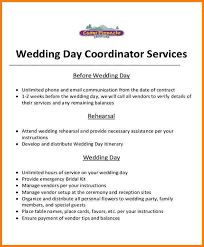 wedding planner contracts 10 event planner contract template free invoice letter