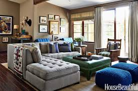 Living Room  Simple Family Room Interior Design Ideas With Stone - Great family rooms