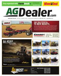 wheel u0026amp deal manitoba march 4 2015 by farm business