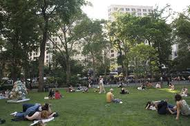 best picnic spots in nyc with great views for open air dinning