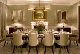 rustic table setting ideas traditional formal dining room formal