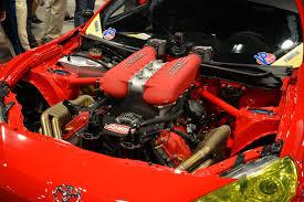 458 engine weight sema 2016 toyota gt86 with 458 engine gtspirit