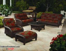 the all weather outdoor furniture set is very comfortable