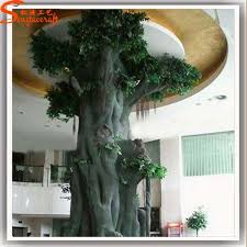 artificial trees for home decor home office