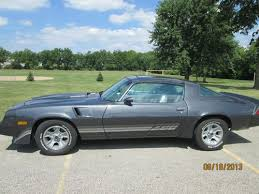 81 z28 camaro buy used 1981 chevrolet camaro z28 t top charcoal exterior with