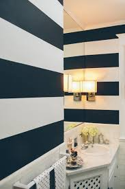 Striped Bathroom Walls 166 Best Stripes Images On Pinterest Coastal Bedrooms West Elm