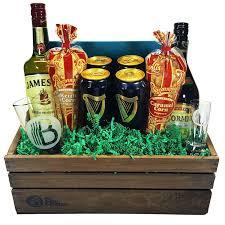 liquor baskets liquor gift baskets etsustore