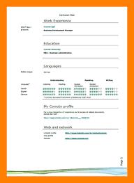 9 download cv sample doc resume sections