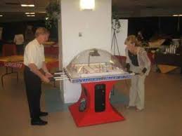 Dome Hockey Table Table Games For Your Event Party Vision