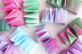 paper crepe streamers such pretty things pretty box folded streamers