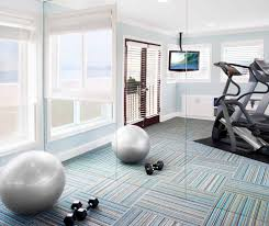 Home Gym Design Tips Room Creative Exercise Room Flooring Home Design New Cool At