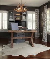 Faux Cowhide Rugs White Cowhide Rug Contemporary Den Library Office Ashley