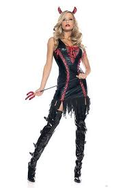 Halloween Devil Costumes Fancy Red Halloween Devil Costume Devil Costumes