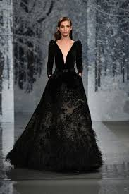 ziad nakad ziad nakad autumn winter 2017 couture show report vogue