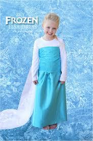 Elsa Halloween Costume Girls 25 Darling Diy Disney Costumes