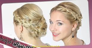 Frisuren Lange Haare Dirndl by 100 Frisuren Dirndl Anleitung Haarband Pearls For Pillows