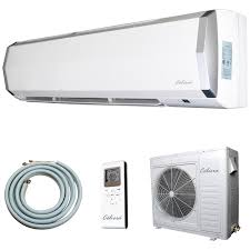 ductless mini split cassette shop ductless mini splits at lowes com