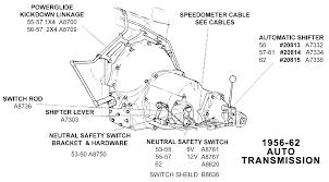 corvette supply 1956 62 auto transmission diagram view chicago corvette supply