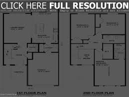 2 Story 4 Bedroom Floor Plans by Bedroom Ideas Bath Single Story House Plans Arts Kerala Small With