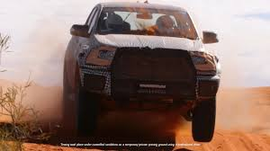 ford ranger raptor is real and it u0027s coming in 2018 autoblog