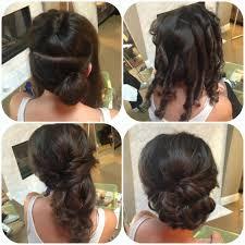 hochzeit wedding trauzeugin bridesmaid frisur haare