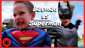 batman v superman superheroes battle in real life movie