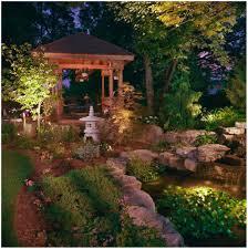 Japanese Garden Lamp by Backyards Compact Backyard Lanterns Backyard Solar Lights