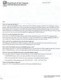 irs warns millions of obamacare tax penalty efficientgov