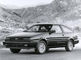 Toyota Corolla 2001 S Wip Scr Iv 1983 1987 Toyota Corolla Levin Sprinter Trueno Ae85