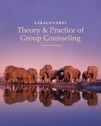 theory and practice of group counseling 9th edition