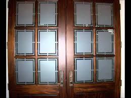 decorative glass for doors glass door film front door